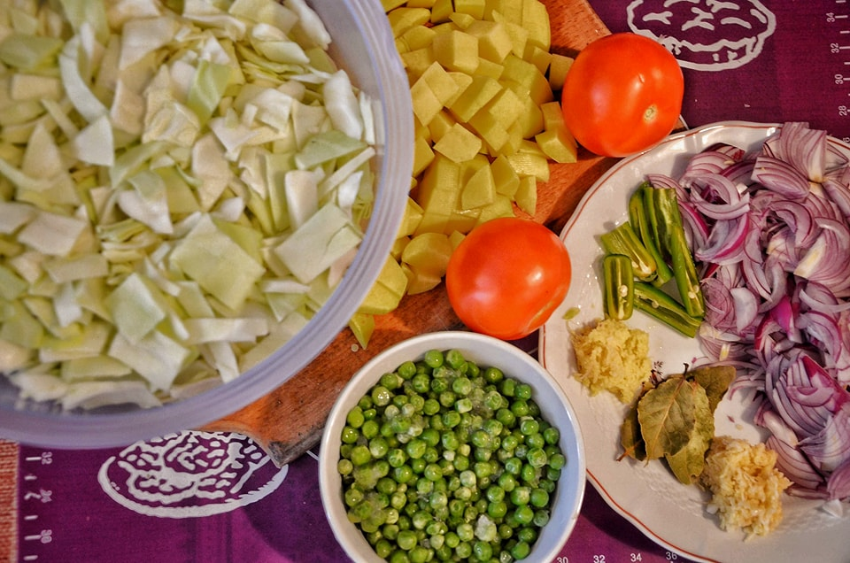 legume si ingrediente necesare