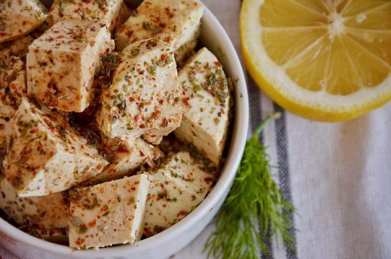 Cum se face branza tofu, branza tofu