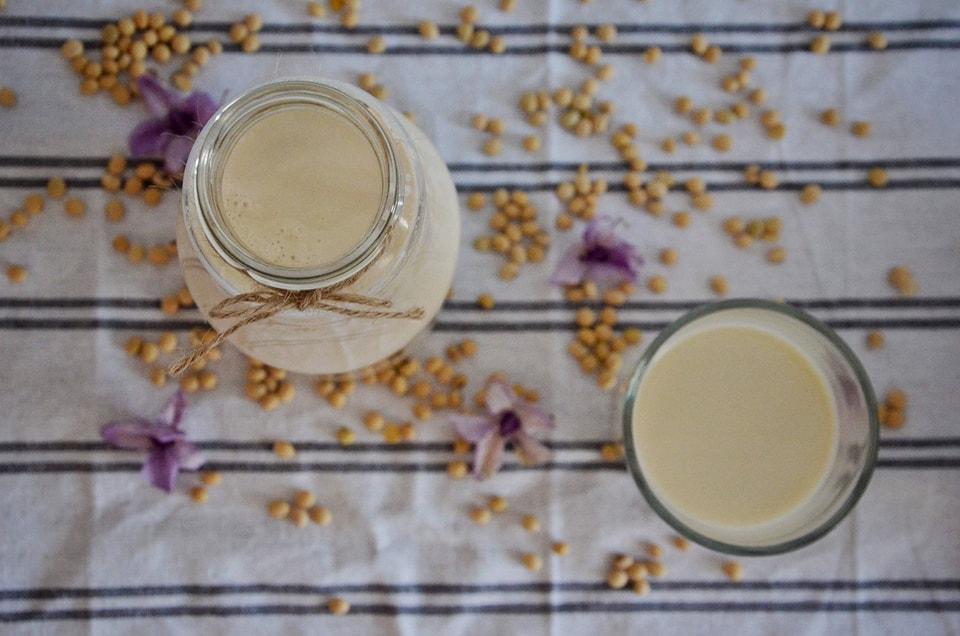 cum sa prepari lapte de soia acasa