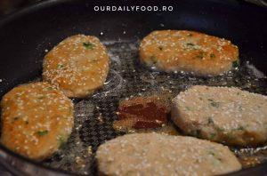 Chiftele delicioase de conopida