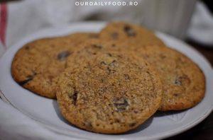 Fursecuri cu ciocolata sau chocolate chip cookies