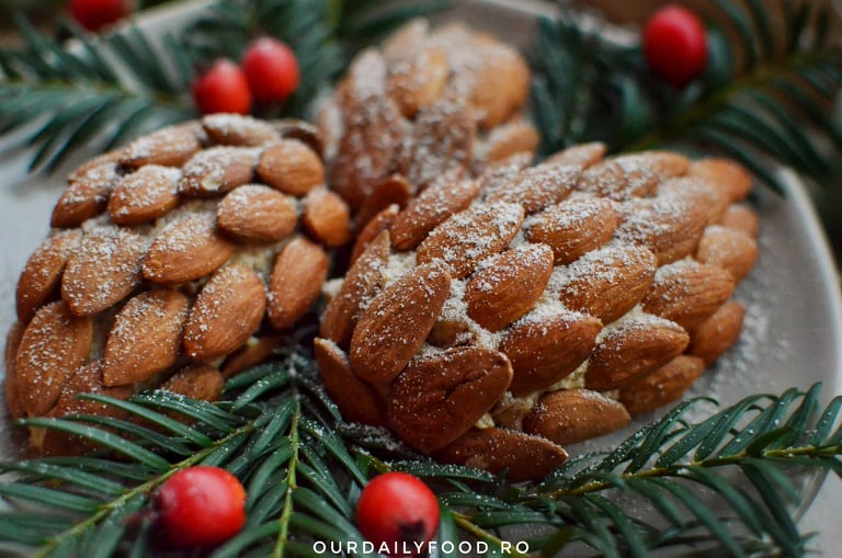 Conuri cu crema de branza - aperitiv festiv